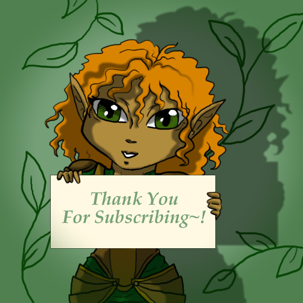 Thank YOU ALL~!